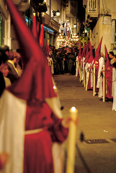 Holy Week in Galicia
