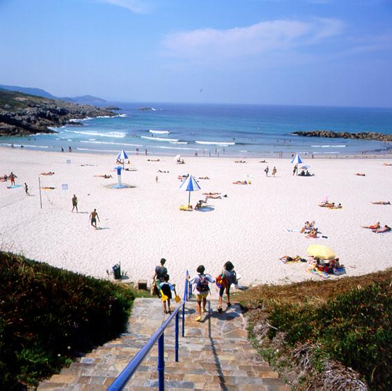 Playa Burela