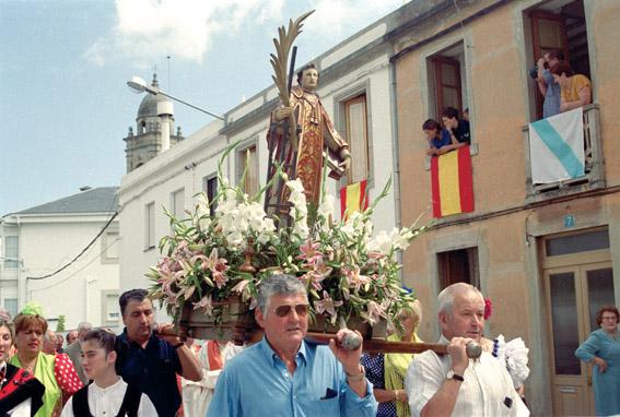Festas Patronais de San Lourenzo