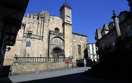 Cathedral - Basílica de San Martiño