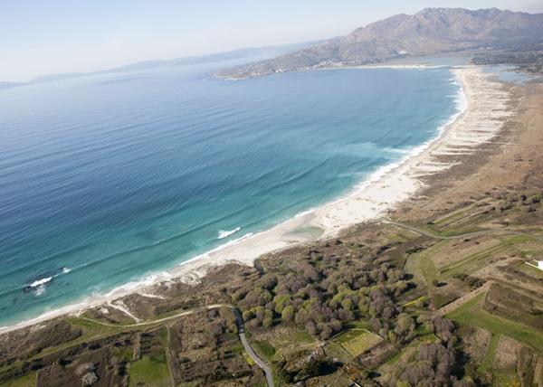 Beaches in Galicia