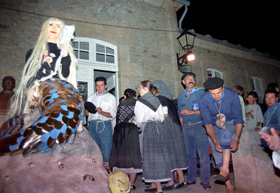 """Festa da Maruxaina"" San Cibrao, Cervo (Lugo)"
