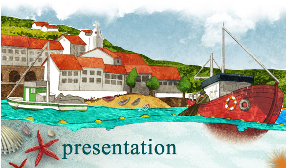 Marine tourism in Galicia