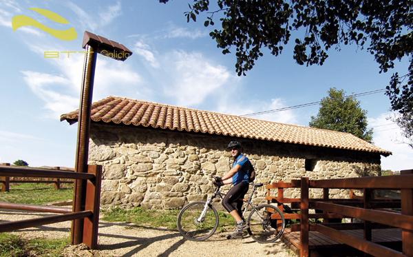 Mountain Bike Centre in Galicia