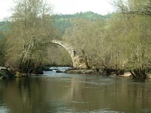 Pazos de Arenteiro-Ponte dos Franceses