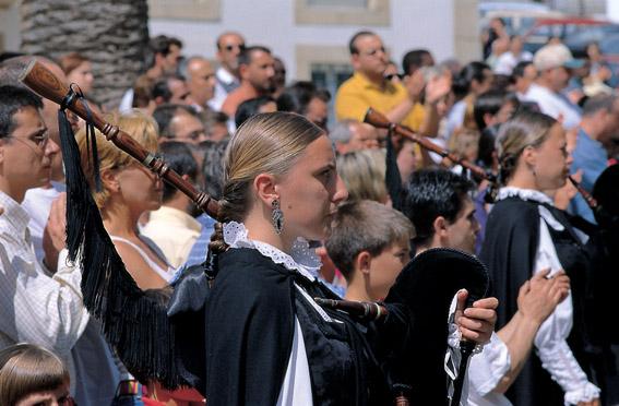 Festival Internacional do Mundo Celta, Ortigueira (A Coruña)