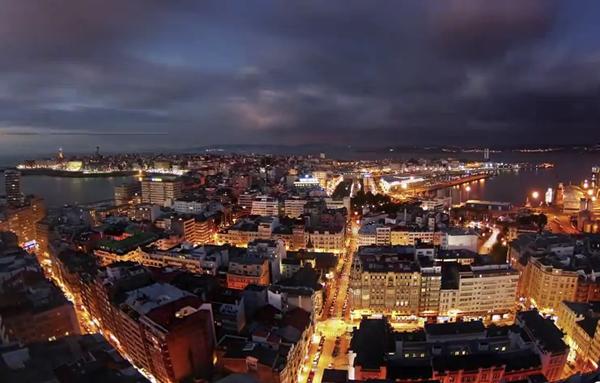 City getaway in Galicia