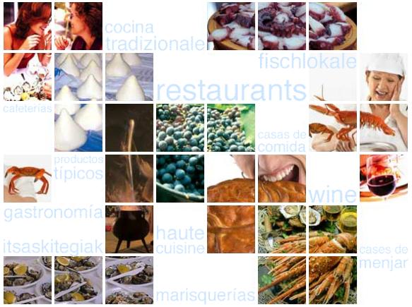 Restaurants in Galicia