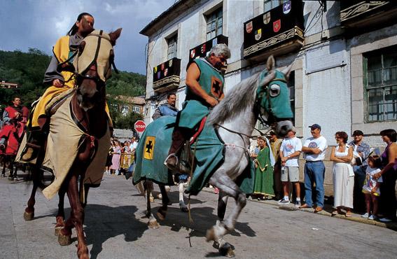 """Festa da Istoria"" Ribadavia (Ourense)"