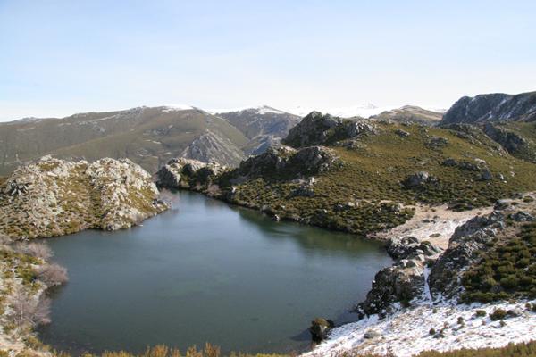 Lagoa da Serpe Trevinca
