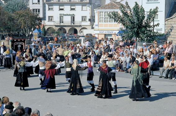 Festa de Exaltación do Marisco O Grove (Pontevedra)