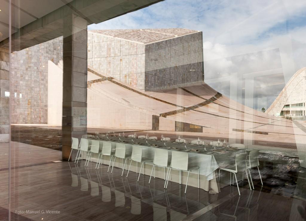 Museo Cidade da Cultura De Tapas por Galicia