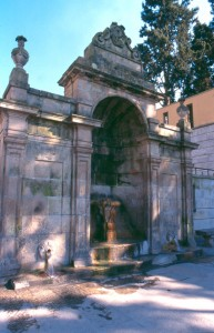 Fonte das Burgas-Ourense